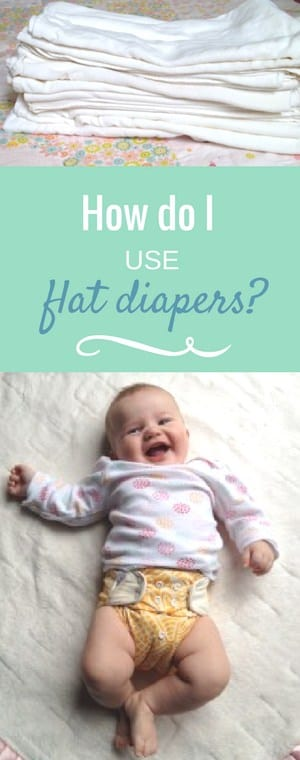 Flat diapers; old-fashioned and awesome! After a decade of cloth diapering with a myriad of styles, flat diapers are by far my favorite! See why, and how to fold them for maximum absorbency.