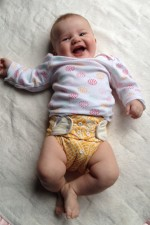 Cloth Diapering Baby With Pocket Diapers: a Popular Choice