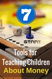 7 Tools for Teaching Children About Money