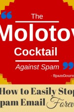 How to Easily Stop Spam Email Forever