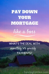 The Hidden Benefit of Annual Mortgage Prepayment