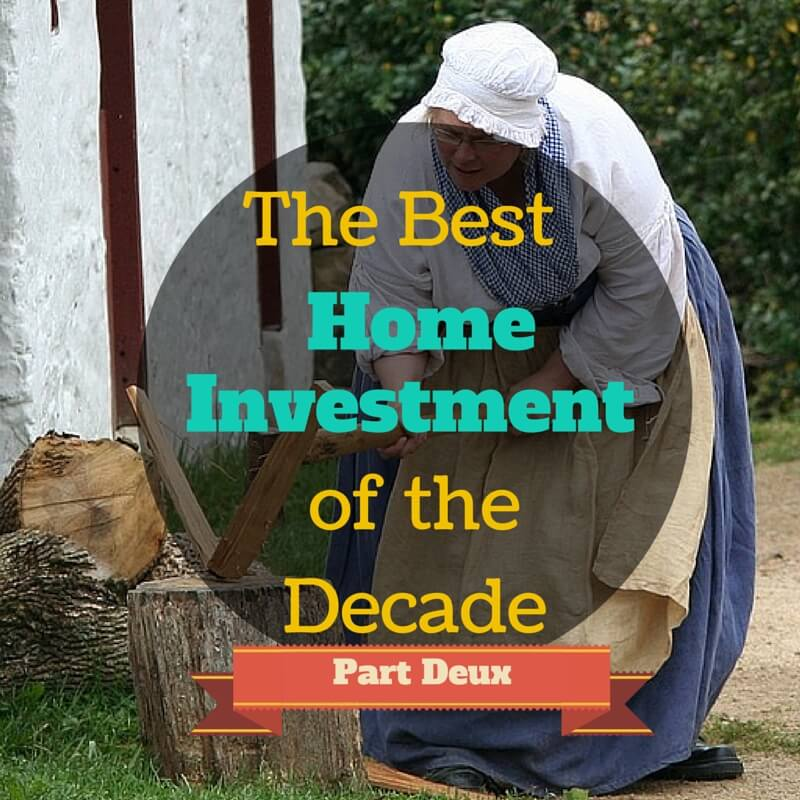 One home improvement in the last 10 years has saved us more money than any other; we installed a wood stove. Read on to discover more wood stove benefits.