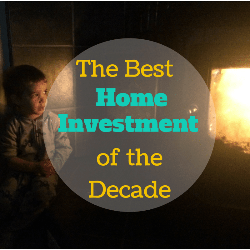 Wood Stove - The Best Home Investment of the Decade