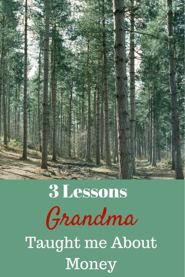 Who's your financial guru? A myriad of life experiences has given my Grandma a wealth of wisdom. Here are 3 money lessons that she's instilled in me.