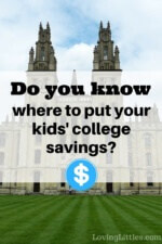 Do you know where to put your kids' college savings?
