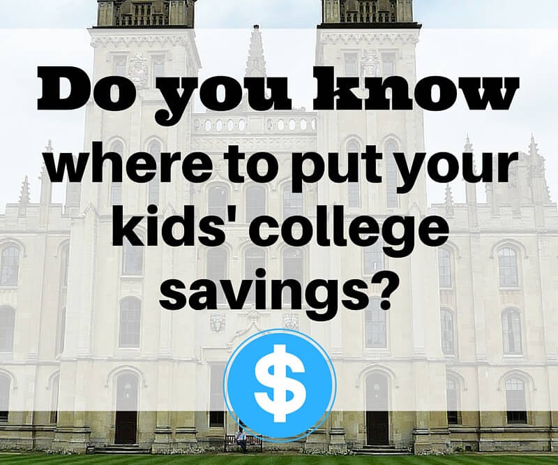 Choosing how to save for your child's future doesn't need to be difficult or scary. Ask yourself these 7 questions and you'll be on the right track!