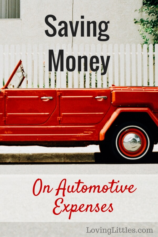 Are you looking for ideas on how to save money on your automotive expenses? Here are tips for saving on gas, insurance, and maintenance.