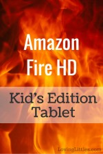 Amazon Fire HD Kids Edition Tablet Deal