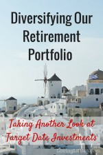 Diversifying Our Retirement Portfolio Investments