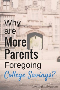 "The Results of ""How America Saves for College 2015"" are in. The amount of college savings per family has decreased, along with the number of parents saving. Where do you fit in the picture?"