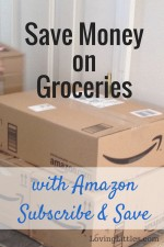 Save Money on Groceries with Amazon Subscribe & Save