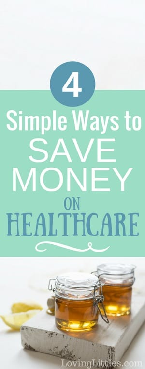 Health care can be so expensive! Save money on the costs of medical care with these four simple changes any family can make.