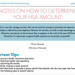 Want to know how to determine your HSA allotment?