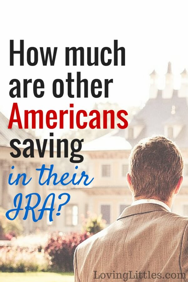 Ever wonder how the rest of America is saving for retirement? One study reveals some surprising facts about the state of American's IRAs. How do you compare?
