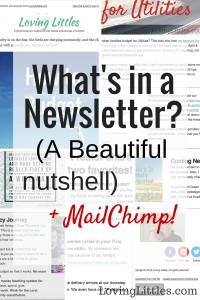 Want to keep in touch even when you're busy? The best way to receive up-to-date content without any effort is to sign up for the monthly newsletter.