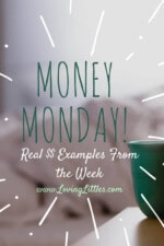 Dreaming of Denali: Money Monday #38