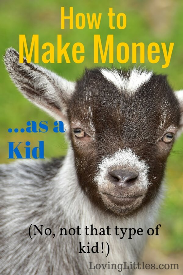 Got any budding entrepreneurs at your house? Kids get so excited about the prospect of earning a dollar. Here are 7 of my favorite ideas for how to make money as a kid, plus even more great resources!