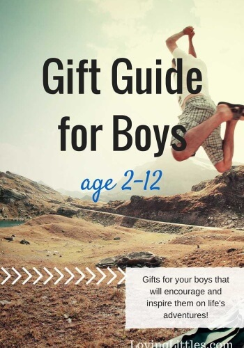 Best Gifts for Boys Age 2-12