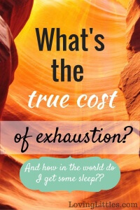 The Cost of Exhaustion
