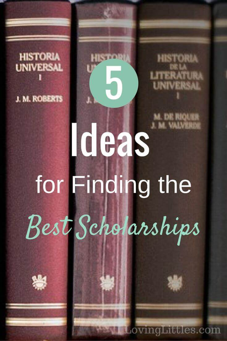 Looking to save money for college? Don't miss these 5 ideas that will help you find the best scholarships. Debt-free higher education is possible!