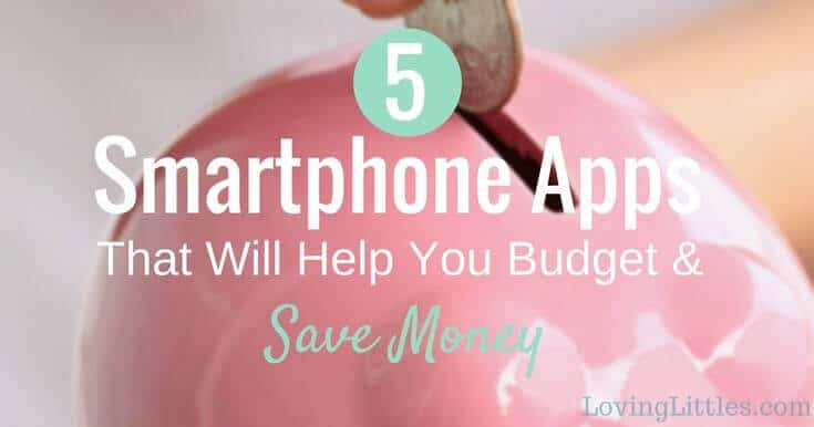 Want to save more money? Check out these 5 simple smartphone apps that will have you saving more money in no time.