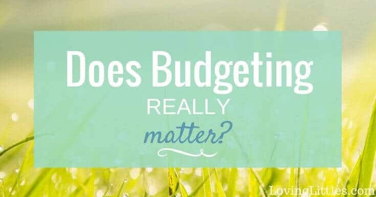 Want to know why budgeting is important? Does it really even matter? Important questions, with life-changing answers. Learn why...