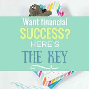 Want financial success? The key to kicking debt in the teeth and building wealth like crazy isn't as difficult as you'd think. This family has discovered how to make their dreams a reality with one small change in thinking.