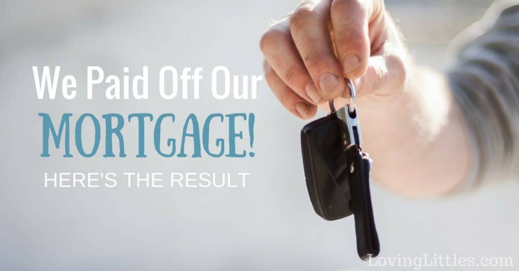 Our family of eight just paid off our mortgage! Now we're completely debt free. Here's how we did it, and how you can too! Paid off Mortgage | Mortgage Payoff | Debt Free