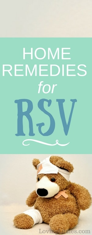 "Respiratory syncytial virus (RSV) is a common sickness that masquerades as ""just a cold"". However, young infants are particularly at risk for developing severe respiratory symptoms that impair breathing. Try these home remedies for RSV to help your child breathe easier. #RSV"