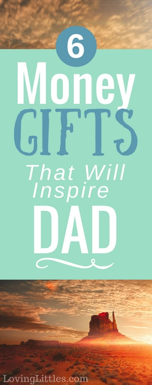 Father's Day Gifts That Will Inspire Financially: Sure, a tie tack is a great Father's Day gift, but what he really wants is to be financially free and successful. So, pass up the new watch this year and snag him one of these resources instead! #FathersDay #Gifts