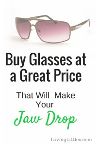 With two kids and two adults in eyeglasses we'd always spend way too much on eyewear. Until we found a great place to buy cheap glasses online. The quality is amazing. I'll never buy a pair of my glasses at regular price again!