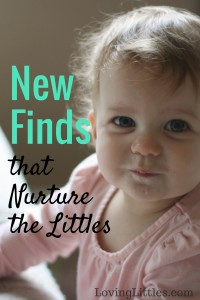 Take a peek at some of my favorite new products to nurture the littles this summer. Plus, links to DIY alternatives for the super frugal among you!